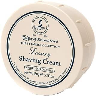 james gent london shaving cream