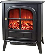 Calefactor Montado en la pared chimenea eléctrica 900 1800W eléctrico estufa de leña estufa de calefacción chimenea chimenea chimenea estufa de chimenea del calentador eléctrico de la chimenea con la