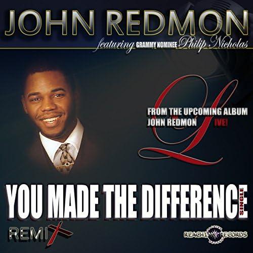 John Redmon feat. Philip Nicholas