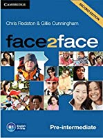 face2face. 3 Class Audio CDs. Pre-intermediate 2nd Edition