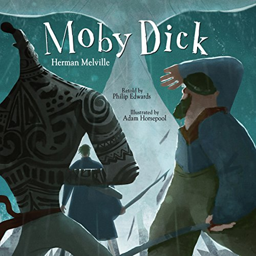 Moby Dick (10 Minute Classics) audiobook cover art