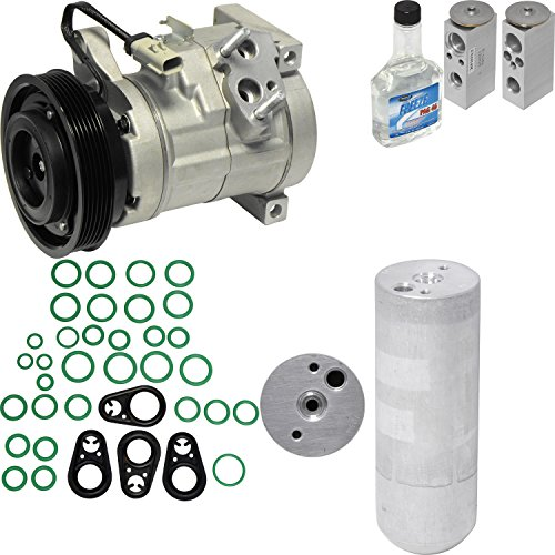 Universal Air Conditioner KT 4802 A/C Compressor/Component Kit