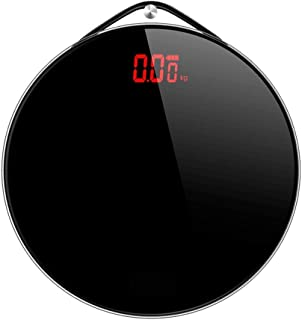 HJTLK Báscula de baño Digital, báscula electrónica, pesaje electrónico, Peso Corporal Exacto, báscula Humana, báscula doméstica