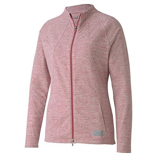 PUMA - Golf-Blusen für Damen in Rosa, Größe 3XL