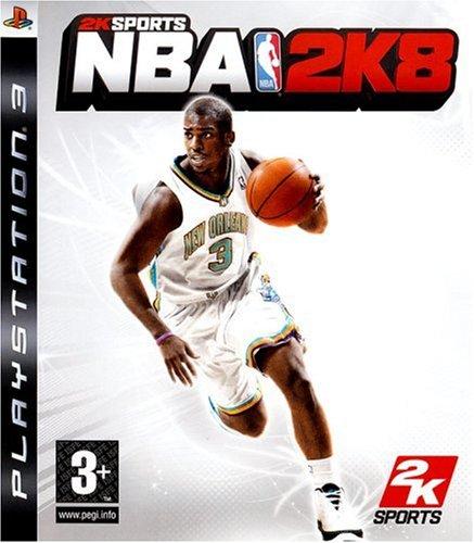 NBA 2K8 [PlayStation 3] [Importado de Francia]
