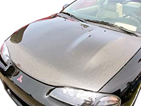 Best mitsubishi eclipse carbon fiber hood Reviews