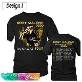Runaway Tour 2020 Hiphop T-Shirt Gift For Rapper Fans Unisex T-shirt - Premium T-shirt - Hoodie - Sweater - Long Sleeve Design 1