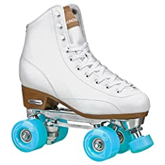 Classic freestyle composite boot with modern felt lining for great fit and ankle support RD Cruze aluminum Chassis is lightweight, strong, and maneuverable; adjustable toe stop on both skates 60mm x 32mm high quality polyurethane wheels are perfect f...