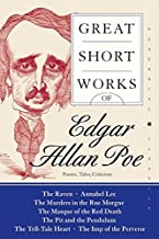 Great Short Works of Edgar Allan Poe: Poems Tales Criticism (Perennial Classics)