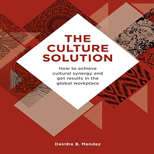 The Culture Solution audiobook cover art