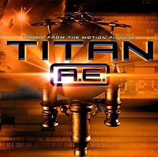 小さくてコンパクト タイタンAE:映画からの音楽(2000フィルム)