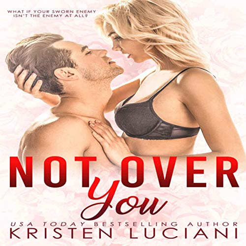 Not Over You audiobook cover art