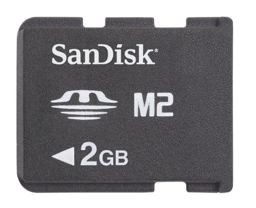SanDisk Memory Stick Micro M2 2GB Speicherkarte