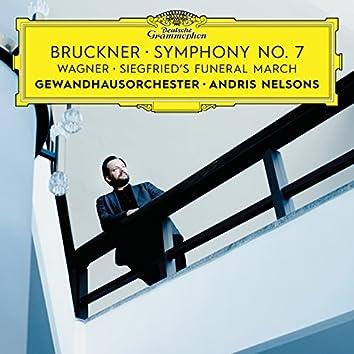 Bruckner: Symphony No. 7 / Wagner: Siegfried's Funeral March (Live)