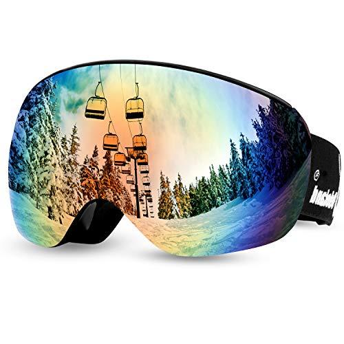 ODOLAND Gafas de esquí para niños
