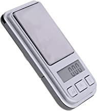 Pocket Size High Precision LED Display 200gx0.01g Electronic Jewelry Scale