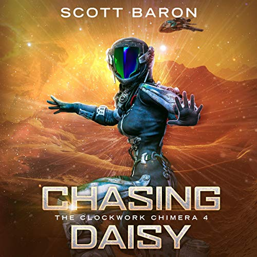 Chasing Daisy cover art