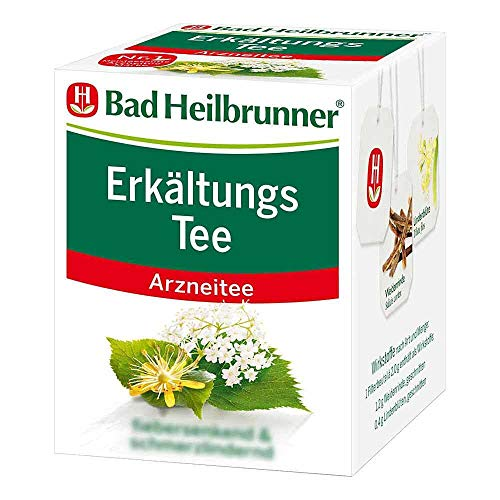 Bad HEILBRUNNER Erkältungstee 1er Pack