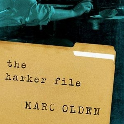 The Harker File Titelbild