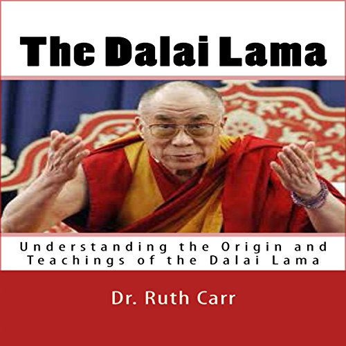 The Dalai Lama audiobook cover art