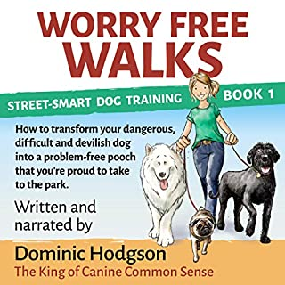 Worry Free Walks cover art