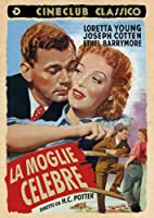 La Moglie Celebre [Italian Edition]
