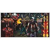 amscan 120193 Gruseliger Karneval Querbanner 1,65 x 85 cm