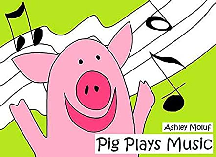 Pig Plays Music