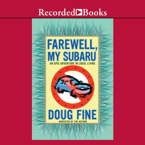 Farewell, My Subaru audiobook cover art