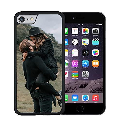 Funda Movil Personalizada iPhone con Foto y Texto TPU (iPhone 5 / 5s / SE)