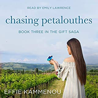 Chasing Petalouthes audiobook cover art