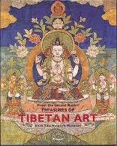 Treasures of Tibetan Art: Treasures of Tibetan Art from the Newark Museum (African, Asian & Oceanic Art S.)