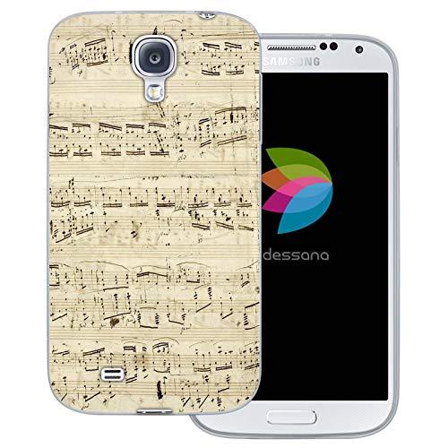 dessana - Cover trasparente per Samsung Galaxy S4 Sinfonie
