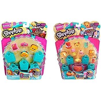 Shopkins Season 3 Playset Bundle - One S3 12 | Shopkin.Toys - Image 1