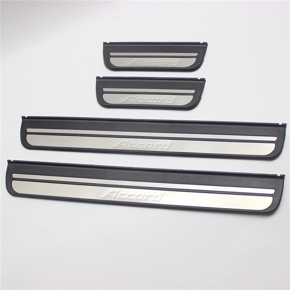 OLIKE Ranking TOP12 for Honda Accord 8Th ABS+Stainless Fashion 2008-2012 Las Vegas Mall Steel