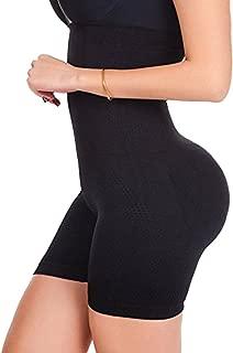 DODOING Hi-Waist Trainer Body Shaper Butt Lifter Shapewear Shorts Tummy Control Panties