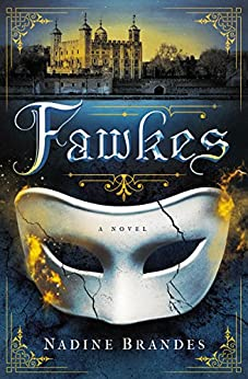 Fawkes: A Novel by [Nadine Brandes]