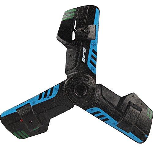 TOPmountain Kicode Kreativ RC Quadrocopter Spielzeug Dreieck Untertasse Flugzeuge Wiederaufladbare Kinder Geschenke High-Speed-Motor 2.4G