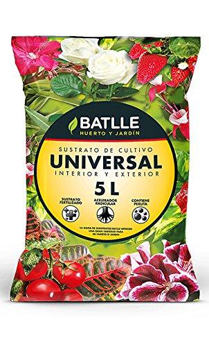 Semillas Batlle 960001BUNID - Substrato universale, 5 l
