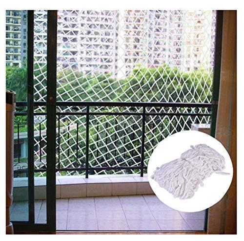 Veiligheidsnet, Anti-val Netto Kat Netto Hek Decoratie Netto Geschikt Voor Balkon Trappen Deuren En Ramen Stapelbed Kabelbinder Multifunctionele Touw Netto 2x3m 4m 5m