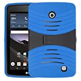 LG G PAD F 7.0' inch Case, BNY-WIRELESS (TM) Rugged High Impact Hybrid Drop Proof Armor Defender Full-Body Protection Case Convertible Built in Stand for LG G PAD F 7.0' inch LK430 -Navy