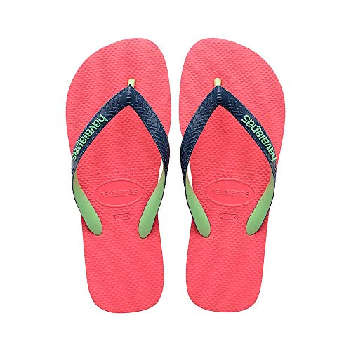 Havaianas Top Mix, Chanclas Unisex Adulto, Porcelana Rosa, 39/40 EU