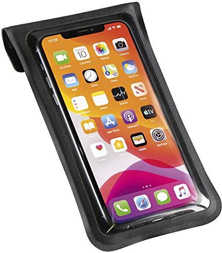 KLICKfix Unisex– Erwachsene Light Phone Bag, schwarz, M