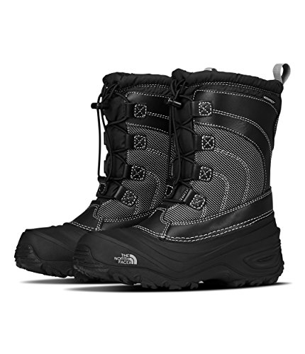 The North Face Alpenglow IV Boot, Tnf Black/Tnf Black, 2 M US Little Kid