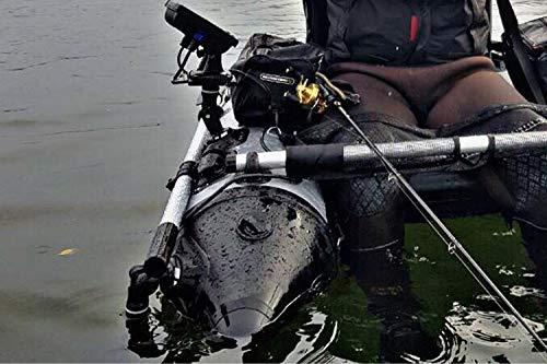 Belly Boot Echolot Halterung Set von Railblaza