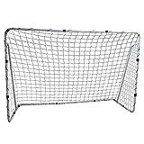 室内 屋外 簡単設置 ミニサッカーゴール 子供 大人 ペグ ネット付き 213×75x150cm (一台)