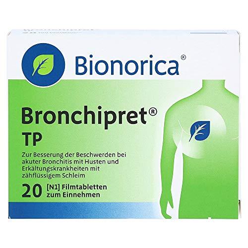 BRONCHIPRET TP Filmtabletten 20 St Filmtabletten