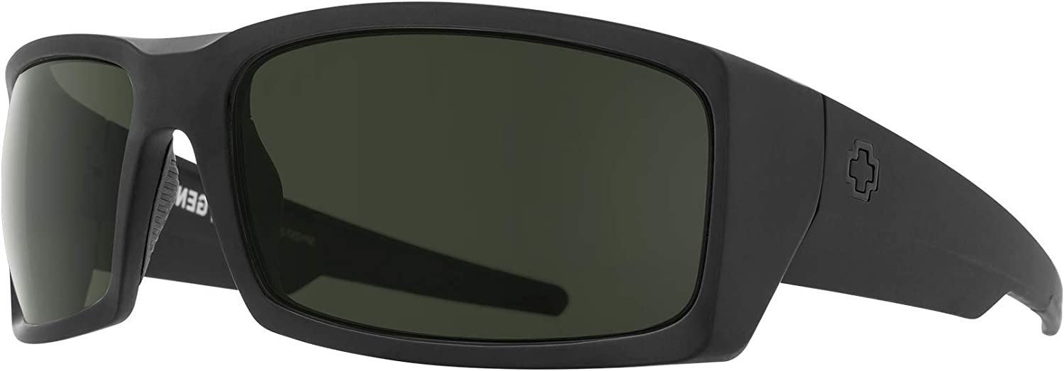 SPY General Rectangle shopping Sunglasses For Men FREE + New Free Shipping Complimentary Ey
