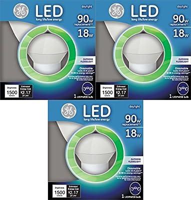 GE Lighting Energy-Smart LED Lumen PAR38 Bulb with Medium Base