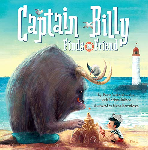 Captain Billy Finds a Friend (Clever Storytime) (English Edition)